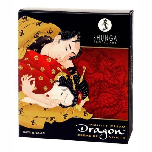 Crema Vigorizante Shunga Dragón
