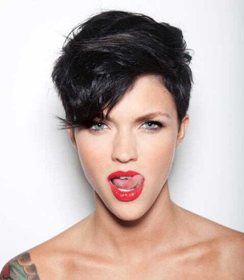 Fantasia con Ruby Rose