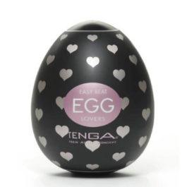 Huevo Masturbador Tenga Enamorados