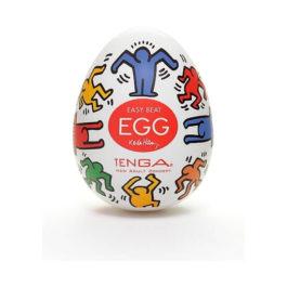 Huevo Masturbador Tenga Keith Haring