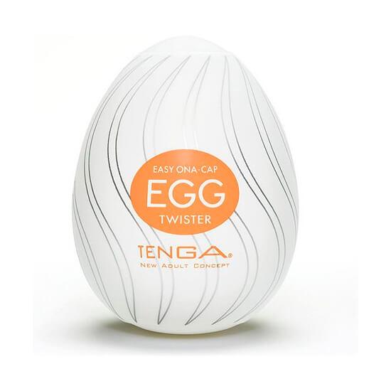 Huevo Masturbador Tenga Twister