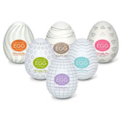 Huevos Tenga Pack 6 Modelos
