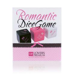 Juego Erotico Dados Romanticos