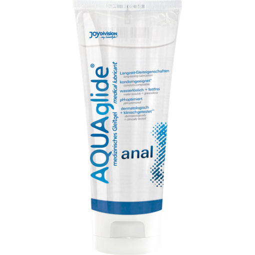 Lubricante Íntimo Anal Aquaglide