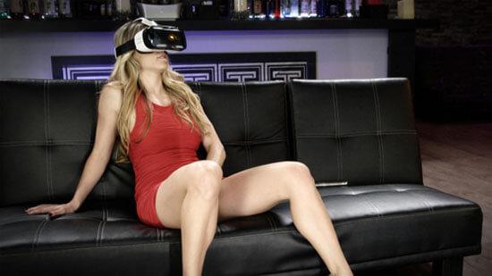 Porno virtual, la nueva delicia sexual Mujer