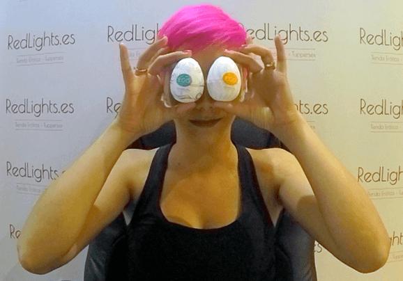Tutorial Cómo Usar Huevo Masturbador Tenga