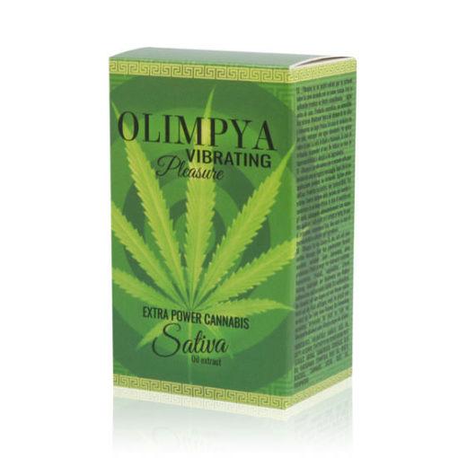 Vibrador liquido Marihuana