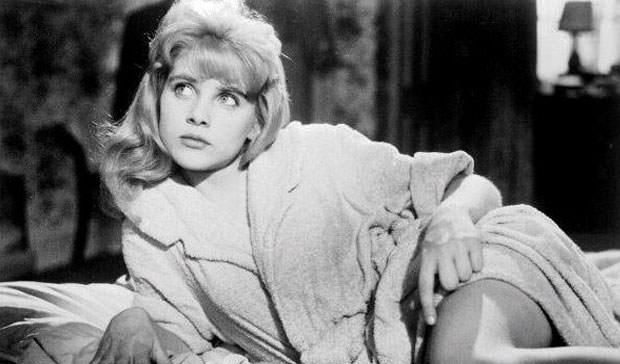película erótica Lolita (1962), de Stanley Kubric