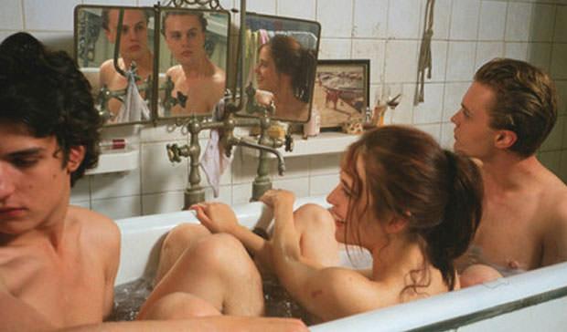 películas eróticas the dreamers