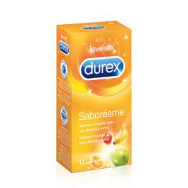 preservativos durex saboréame