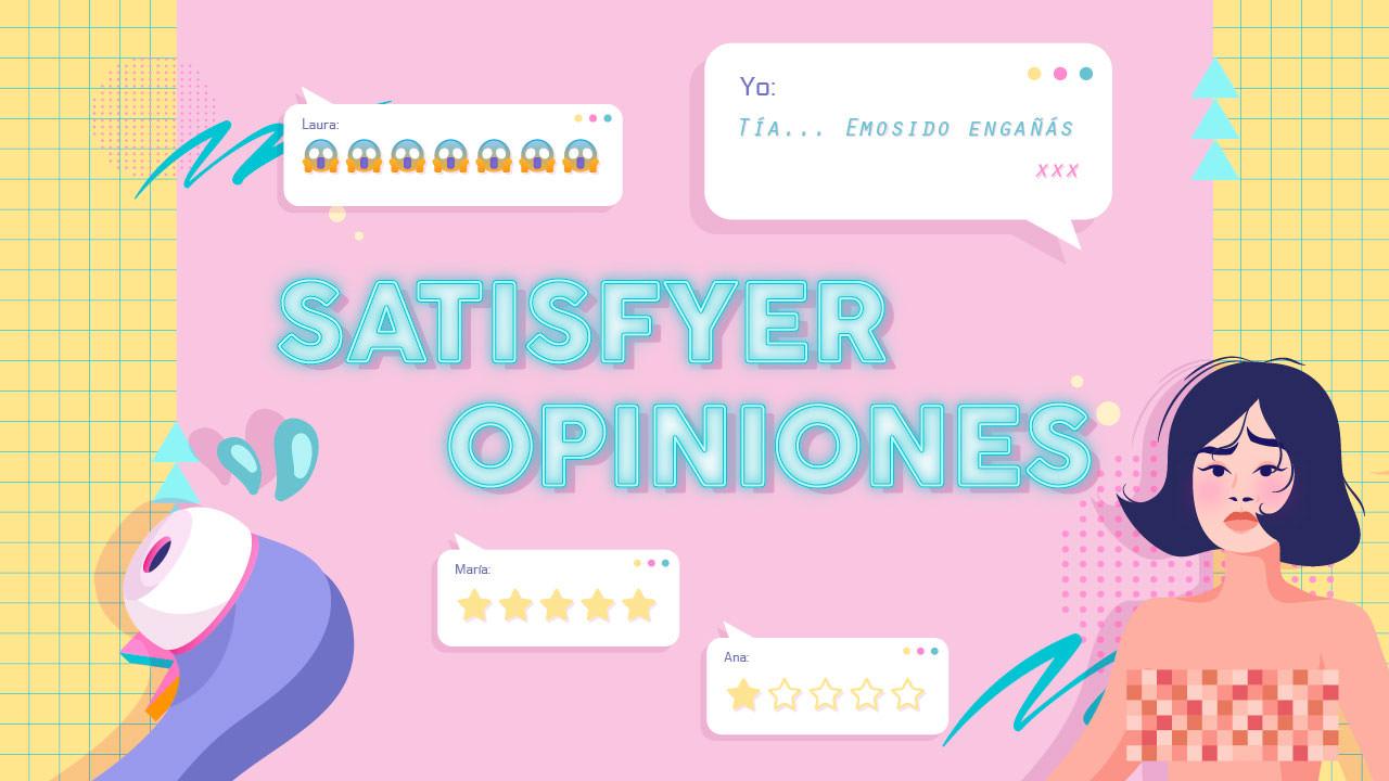 satisfyer opiniones